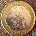 Jamaica 20 dollars 2015 - Afbeelding 2