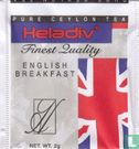 Heladiv [r] - English Breakfast