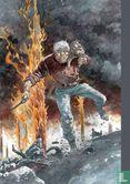 Andy Morgan - Verschroeide aarde + De groene vlam van de conquistador