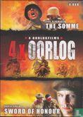 DVD - 4x Oorlog