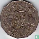 Australia - Australia 50 cents 1969