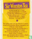 Sir Winston Tea - A Fine English Tea Blend