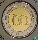 Hongrie 100 forint 2019 - Image 2