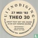 Netherlands (Holland) - 27 mei '92 Theo 30