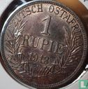 Afrique orientale allemande 1 rupie 1913 (J) - Image 1