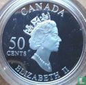 """Canada 50 cents 2001 (PROOF) """"Quebec carnival"""" - Image 2"""