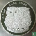 """Belarus 20 rubles 2010 (PROOF) """"Eagle owls"""" - Image 2"""