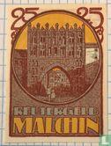 Germany - Malchin 25 pfennig 1922