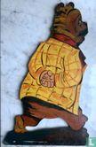 Houten bord - Bommel houten afbeelding