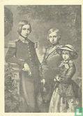 Koningshuis - Kroonprins Leopold, Prins Filips & Prinses Charlotte