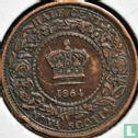 Nova Scotia ½ Cent 1864 - Bild 1
