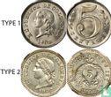 Colombie 5 centavos 1902 (type 2) - Image 3