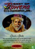 Rowena Chromium - Green Globe