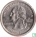 "United States (USA) - United States ¼ dollar 2000 (D) ""South Carolina"""