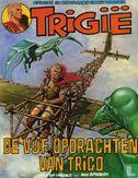 Empire de Trigan, L' - De vijf opdrachten van Trigo