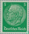 German Empire - Paul von Hindenburg
