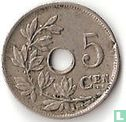 België - België 5 centimen 1927 (VL)