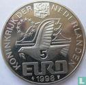 """Nederland 5 euro 1998 """"Maarten Tromp"""" - Afbeelding 1"""