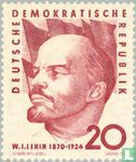 RDA - 90e anniversaire de Vladimir Lénine