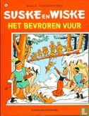 Suske en Wiske - Het bevroren vuur