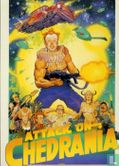 Lost Worlds by William Stout - Attack on Chedrania