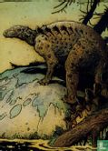 Lost Worlds by William Stout - Antarctic Nodosaur