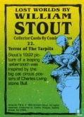 Lost Worlds by William Stout - Terror of the Tarpits