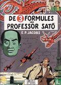 Blake en Mortimer - De 3 formules van professor Sató 1