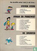 Johan en Pirrewiet - De dwerg in het rotsbos
