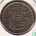Zweden (Sverige) - Zweden 1 krona 1967