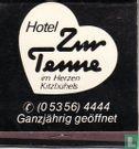 Hotel Zur Tenne - Afbeelding 1