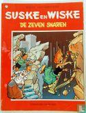 Willy and Wanda (Spike and Suzy, Bob & Bobette, Luke a...) - De zeven snaren