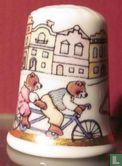 fiets 2 beren - Image 2