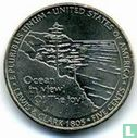"""United States (USA) - United States 5 cents 2005 (P) """"Bicentenary of the arrival of Lewis and Clark on Pacific Ocean"""""""