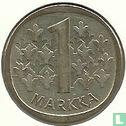 Finland (Suomi) - Finland 1 markka 1966