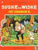 Suske en Wiske - Het zoemende ei