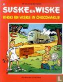 Willy and Wanda (Spike and Suzy, Bob & Bobette, Luke a...) - Rikki en Wiske in Chocowakije