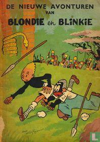 De nieuwe avonturen van Blondie en Blinkie