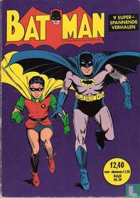 Batman en Robin de wonderjongen
