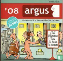 Argus '08 - Nieuwsoverzicht in meer dan 200 cartoons