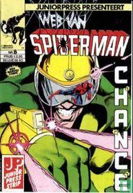 Web van Spiderman 8