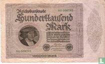 Duitsland 100.000 Mark (R82d)