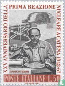 Erste Kernreaktion im Jahr 1942