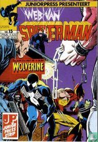 Zij aan zij met de X-man Wolverine
