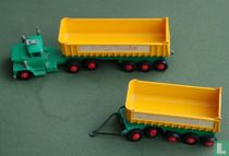 Dodge Tractor with Twin Tippers