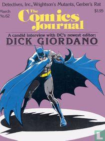 The Comics Journal 62