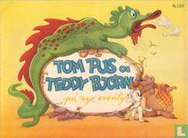 Tom Pus og Teddy Bjørn på nye eventyr