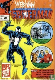 Web van Spiderman 20
