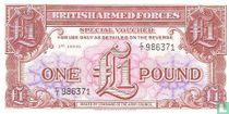 BAF 1 Pound ND (1956)