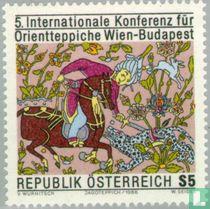 Int. Congress Oriental rugs